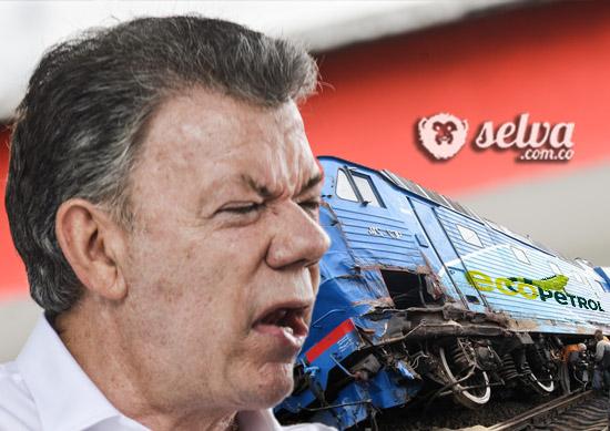 La Corte Constitucional descarriló la locomotora de Santos