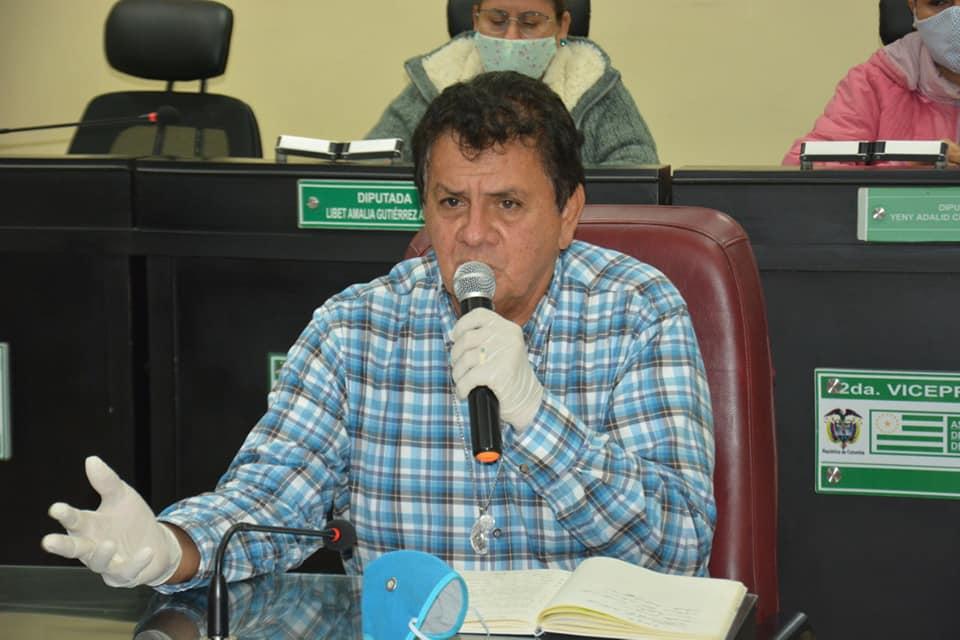 Dos nuevos proyectos aprobados al gobernador del Caquetá