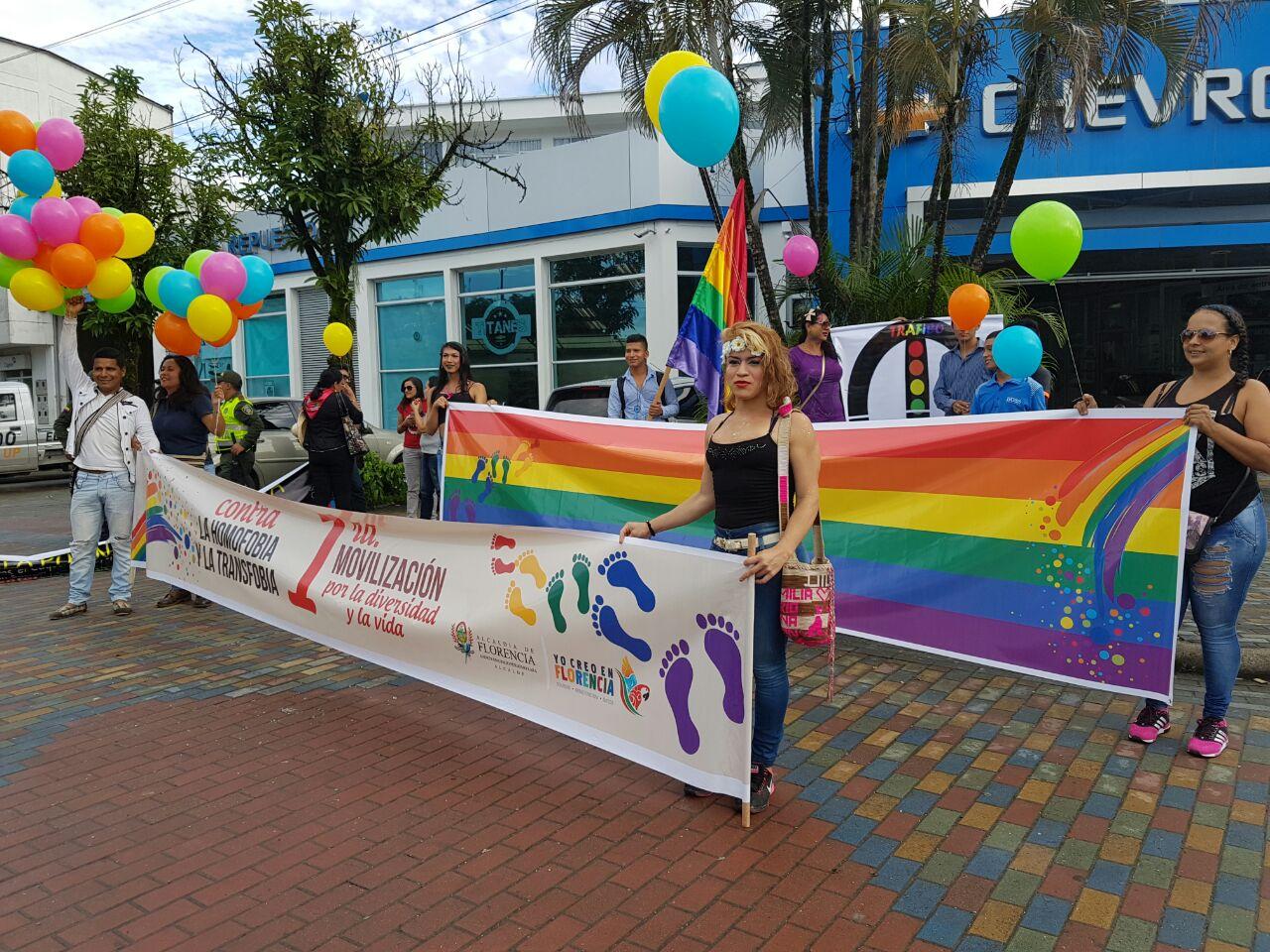 Movilización LGBTI