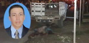 Un asesinato se presentó en la cancha sintética del barrio Los Transportadores