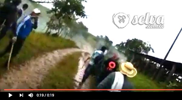 Los campesinos del Caquetá ejemplo de resistencia contra la explotación petrolera