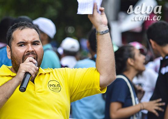 Protestas. Fotografía KamiloArdila