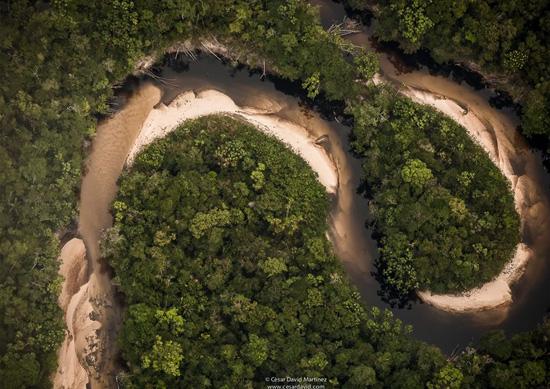 El último rincón virgen de Colombia.
