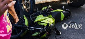 Nuevo accidente cerca al barrio La Consolata