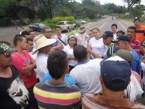 'No' al plebiscito si no salen las petroleras del Caquetá