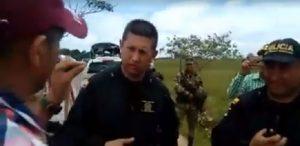 """""""No nos manden a matar"""" grito de angustia en El Caquetá"""