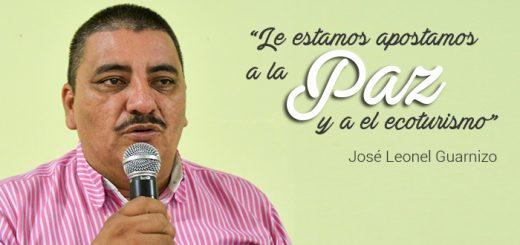 José Leonel Guarnizo, alcalde de La Montañita