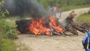 Campesinos heridos en disturbios en El Doncello  Caquetá