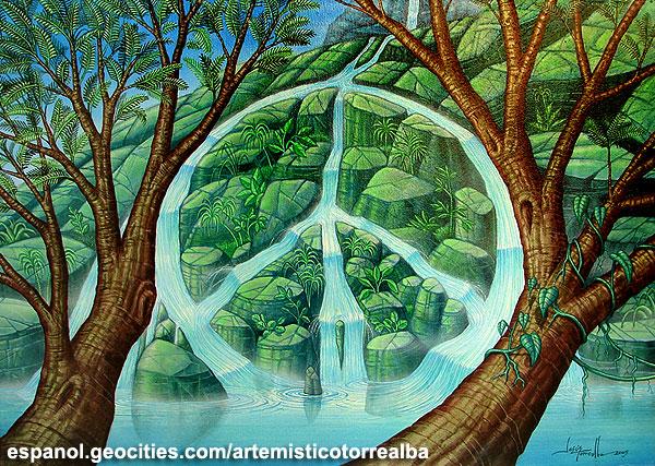 La paz es…