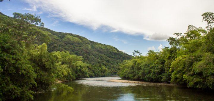 Río Pescado, Belén de los Andaquíes - Caquetá. Foografía: KamiloArdila