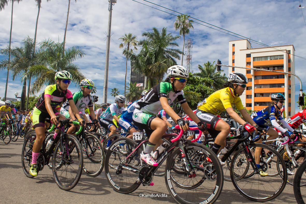Vuelta del Porvenir Etapa 1. Foto: KamiloArdila