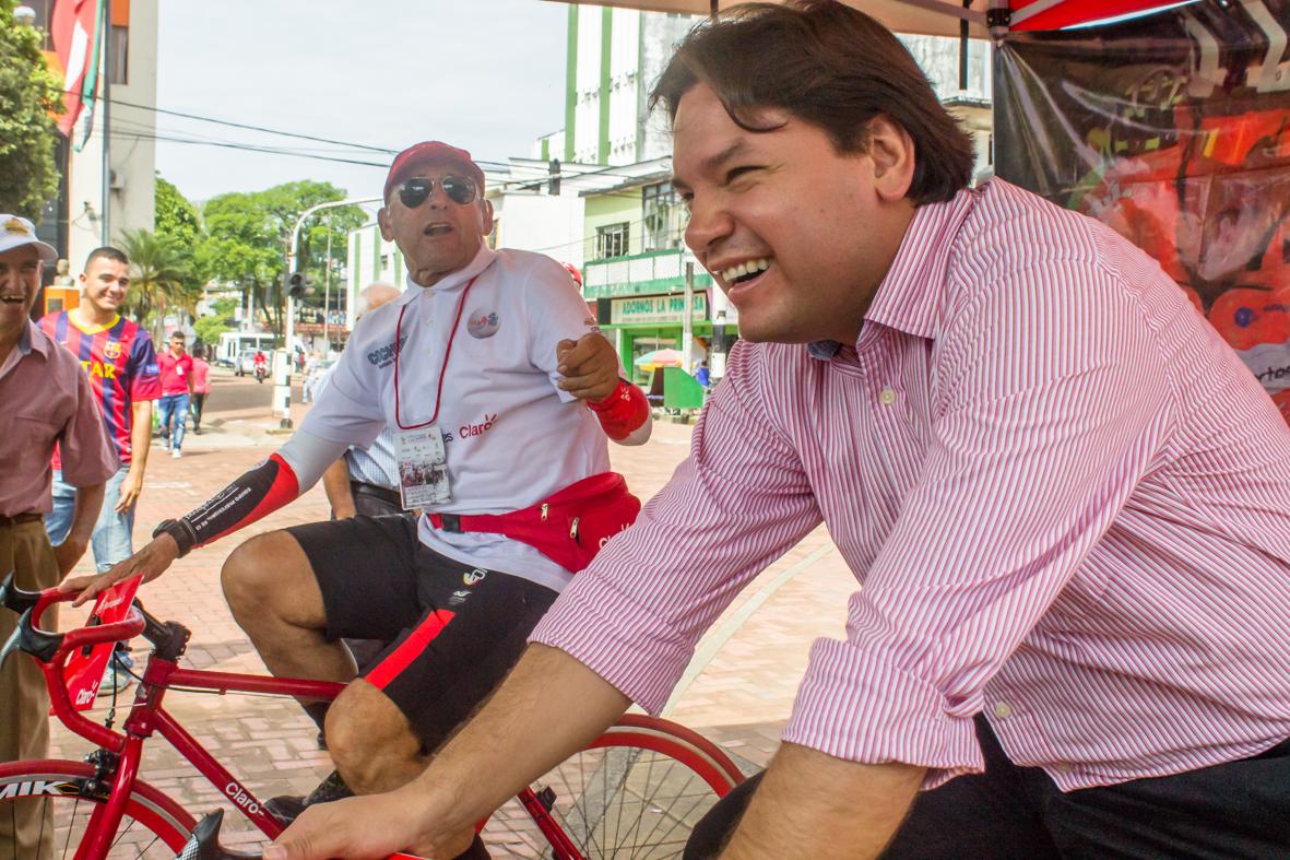 """Andrés M. Perdomo y Martín Emilio """"Cochise"""" Rodríguez. Foto: KamiloArdila"""