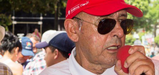 """Martín Emilio """"Cochise"""" Rodríguez. Foto: KamiloArdila"""