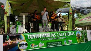 Maguaré Caquetá, primer productor cauchero del país, también tiene su festival.