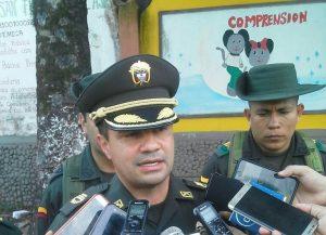 Evitar que nuevos actores generen inseguridad es el reto del  nuevo Comandante de Policía Caquetá