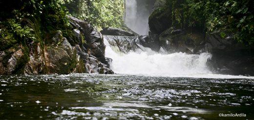 Río Caraño. Florencia Caquetá. Fotografía: Kamilo Ardila