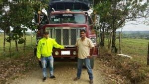 Extorsión carcelaria terminó en el rescate de un camión y su conductor