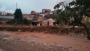 La avalancha de Mocoa afectó gravemente el sur del Caquetá; el río se convirtió en una enorme cloaca