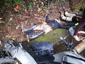 Grave accidente en la vía Florencia Suaza: un muerto y varios heridos