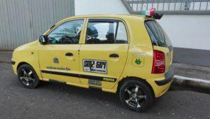Capturado taxista que transportó elementos robados, de la casa de un periodista de Florencia