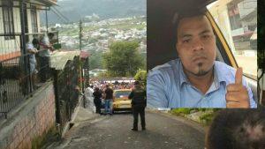 Siguen los asesinatos en El Caquetá, esta vez un taxista fue la víctima en Florencia