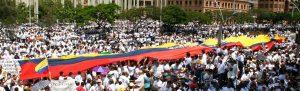 Paro cívico en El  Chocó, paro nacional  de taxistas y paro nacional  del magisterio esta semana