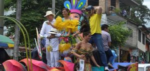 Arrancan las fiestas del San Pedro en Florencia con la versión XXIII del Festival Folclórico de la Amazonía