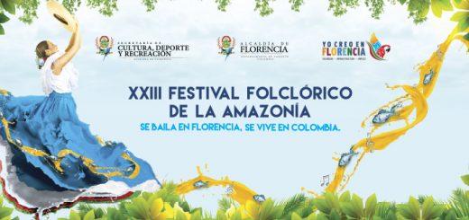 Festival Folclórico de la amazonia