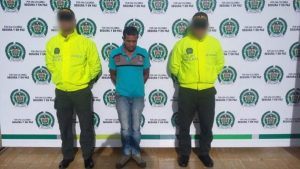 Pa' la guandoca presunto violador de su hija menor de 14 años