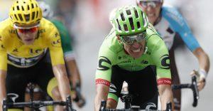 """Rigoberto Urán puede ganar el Tour 2017…""""que chimba guevón"""""""