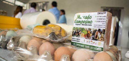 Se creció el mercado campesino de Santo Domingo