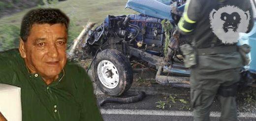 En accidente perece ex gerente de la Cámara de Comercio de Florencia