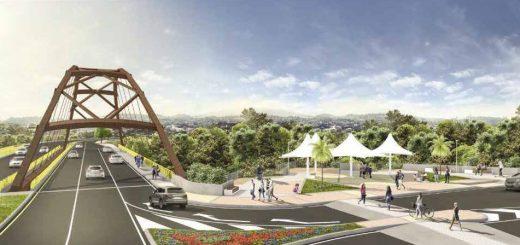 Diseño puente Vehicular (Terminal). En el 2018 iniciará su construcción