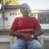 José Antonio Saldarriaga en huelga de hambre. Foto Arturo