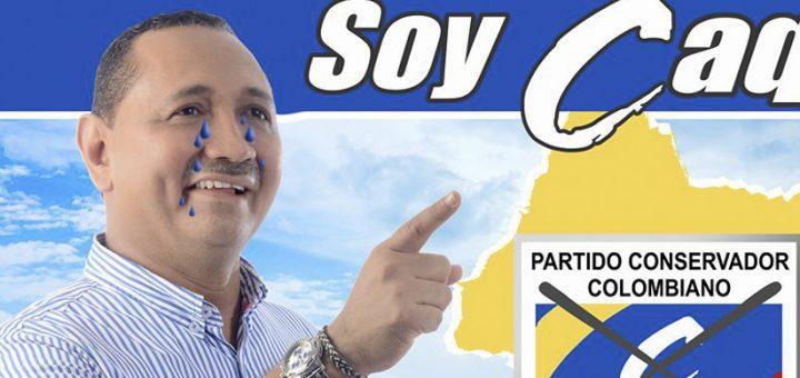Luis Fernando Urrego Candidato al Senado