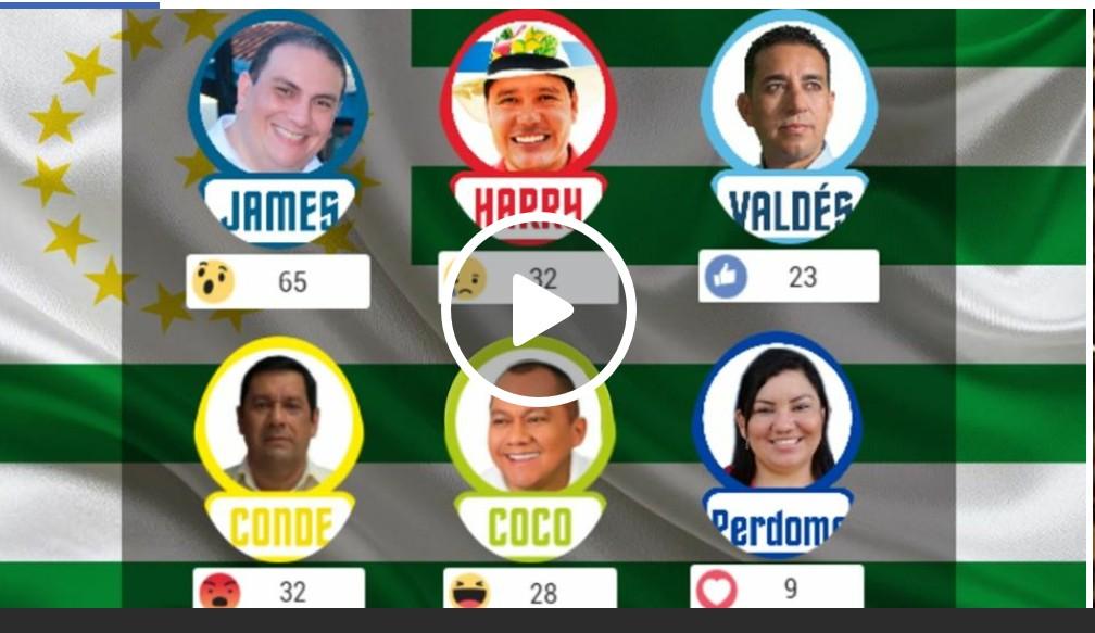 Resultados de la encuesta de Selva.com.co sobre intención de voto a la Cámara de Representantes