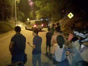 Asesinados dos policías en San Vicente