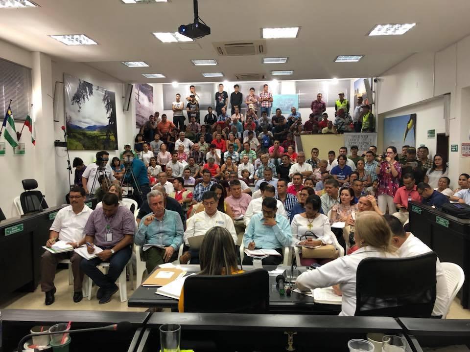 Asamblea Departamental de Caquetá