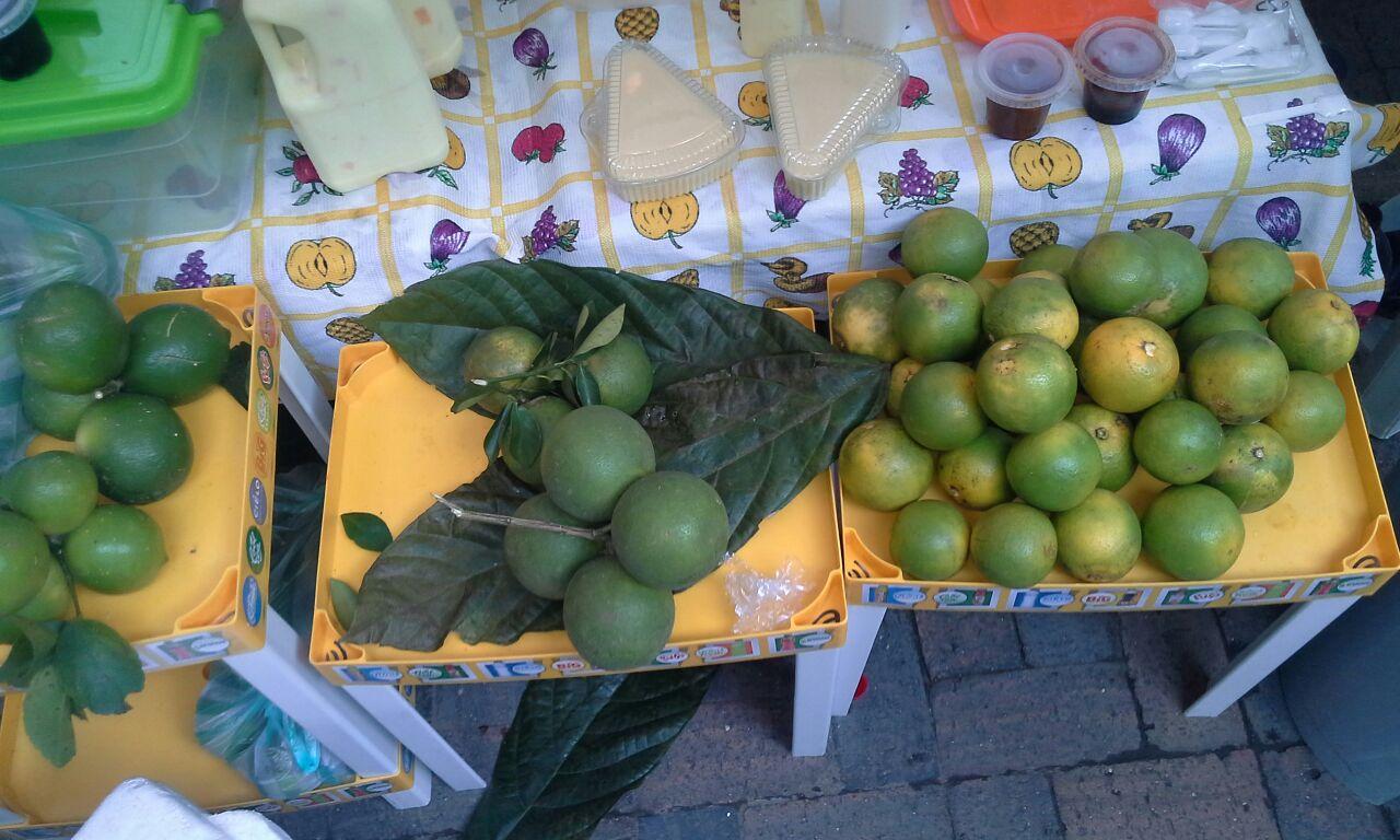 """El mercado campesino de """"Corcaraño"""" está volando…"""