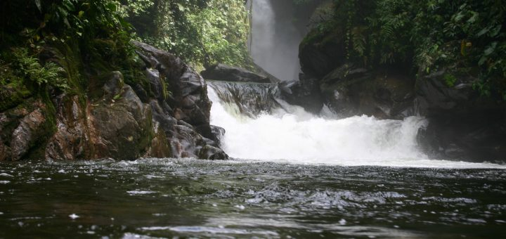 Salto del Caraño - Florencia Caquetá Colombia. fotografía: Kamilo Ardila