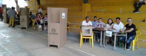 Resultados de las elecciones presidenciales del 27 de mayo en el Caquetá