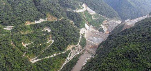 Hidroituango, Foto: El Tiempo.