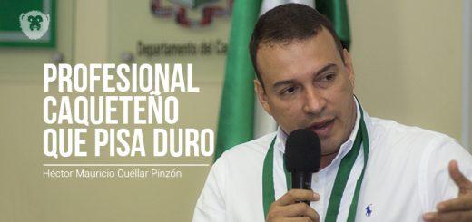 Héctor Mauricio Cuéllar Pinzón