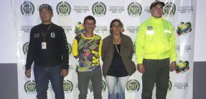 Capturados por el delito de acceso carnal violento en San Vicente del Caguán