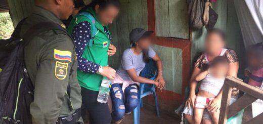 Rescatados cuatro menores maltratados en una finca