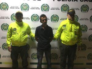Capturado presunto homicida de ciudadano de la Floresta en Florencia