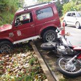 Múltiple accidente en la vía Florencia Puerto Arango