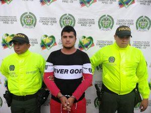 Capturado por tentativa de homicidio en San Vicente