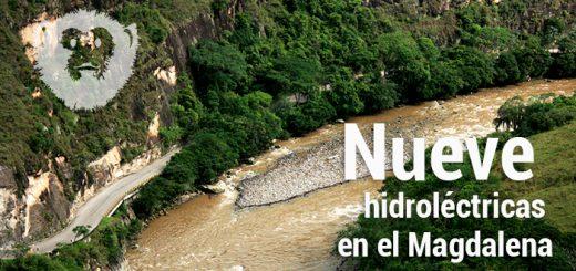Nueve hidroléctricas en el Magdalena para acabar con el Huila