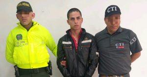Capturados en Bogotá por homicidio en Cartagena del Chairà